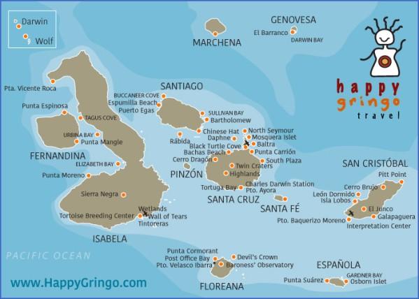 Galapagos Map - ToursMaps.com ® on puerto ayora, pinta island, amazon map, puerto baquerizo moreno, yucatan peninsula map, brazilian highlands map, cuba map, oman map, isabela island, bahamas map, lesser antilles map, ha long bay, genovesa island, puerto rico map, charles darwin research station, nameless island, greenland map, galapagos national park, cape horn map, strait of magellan map, patagonia map, japan map, darwin island, ecuador map, bay of fundy, pampas map, canada map, tierra del fuego map, pacific map, fernandina island, baltra island, lake titicaca map, floreana island, falklands map,