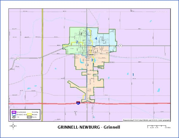 grinnell iowa map and guide 12 Grinnell, Iowa Map and Guide