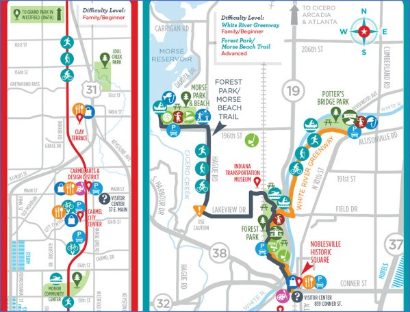 indianapolis map and guide 12 Indianapolis Map and Guide