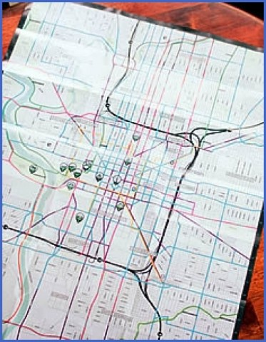 indianapolis map and guide 15 Indianapolis Map and Guide