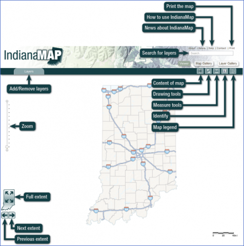 indianapolis map and guide 16 Indianapolis Map and Guide