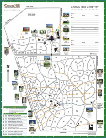 indianapolis map and guide 7 Indianapolis Map and Guide