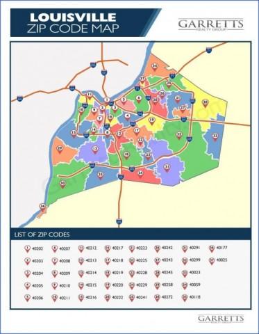 louisville map and guide 4 Louisville Map and Guide