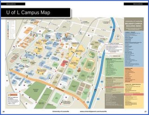 louisville map and guide 7 Louisville Map and Guide