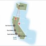 map of san francisco and la 6 150x150 Map of San Francisco and LA