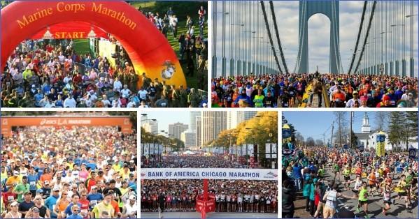 marathons in usa 13 Marathons in USA
