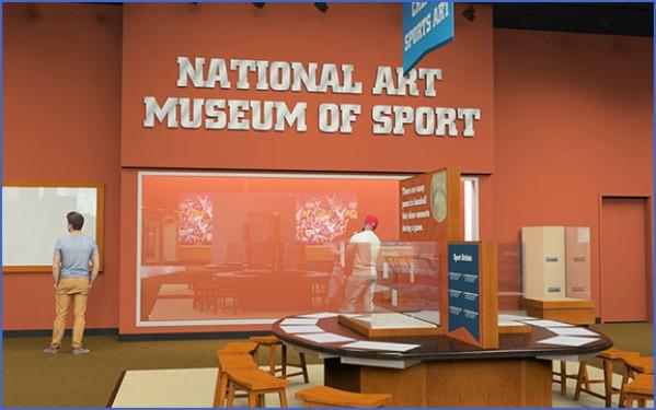 national art museum of sport 0 National Art Museum of Sport