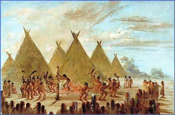 Native-American Culture - ToursMaps com ®