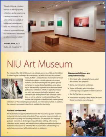 northern illinois university art museum 11 Northern Illinois University Art Museum