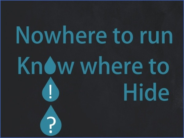 nowhere to hide 8 Nowhere to Hide