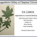 orange chapman university guggenheim gallery 8 150x150 Orange Chapman University   Guggenheim Gallery