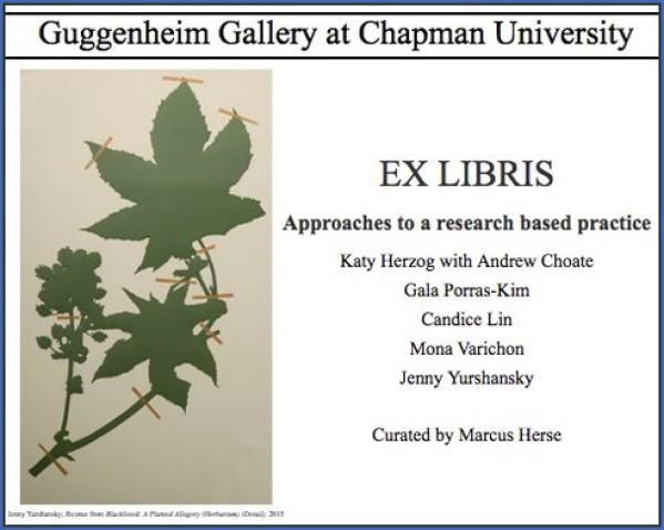 orange chapman university guggenheim gallery 8 Orange Chapman University   Guggenheim Gallery