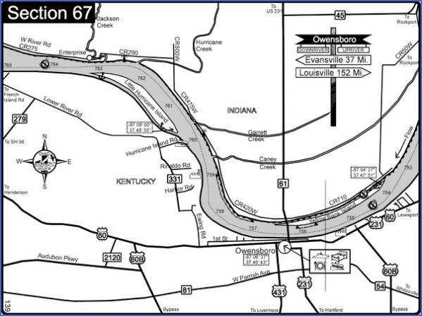 owensboro map and guide 3 Owensboro Map and Guide
