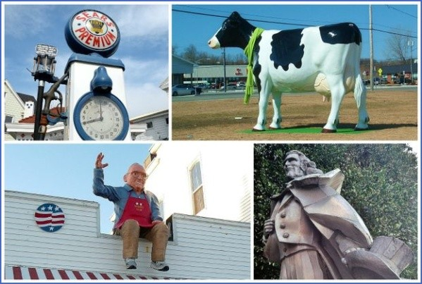 quirky roadside landmarks in usa 15 Quirky Roadside Landmarks in USA