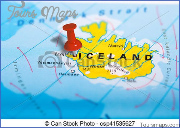 reykjavik iceland map 11 Reykjavik Iceland Map