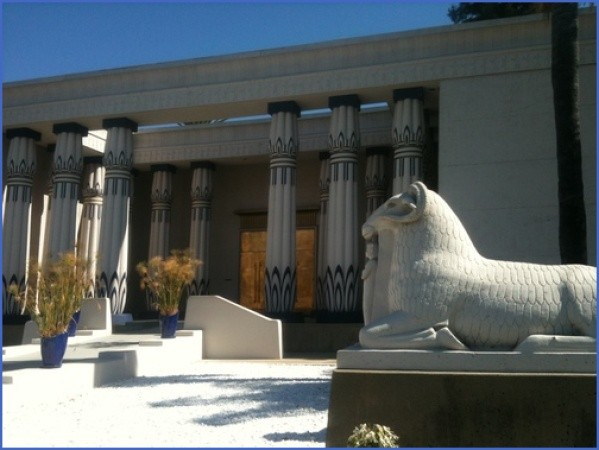 rosicrucian egyptian museum and planetarium san jose 13 Rosicrucian Egyptian Museum and Planetarium San Jose