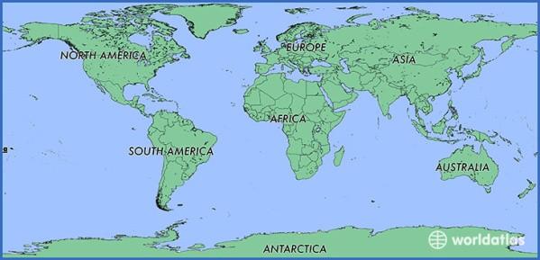 samoa map 0 Samoa Map
