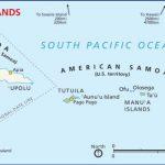 samoa map 12 150x150 Samoa Map