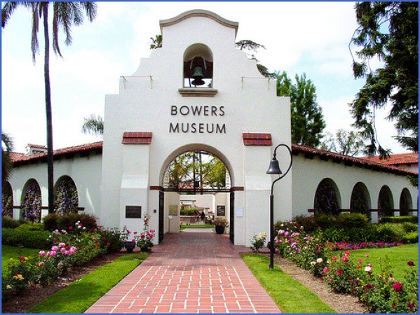 santa ana bowers museum of cultural art 3 Santa Ana Bowers Museum of Cultural Art