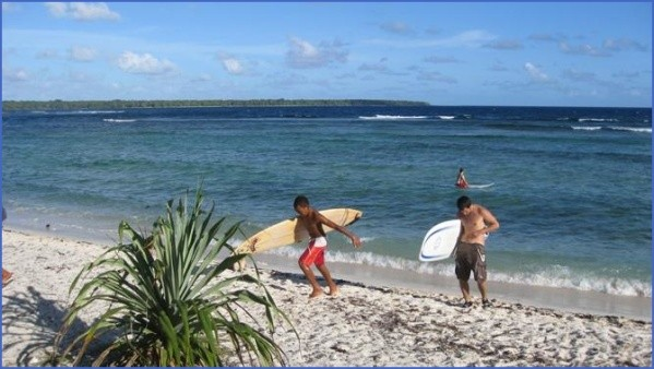 surfing in the south pacific 7 Surfing in the South Pacific