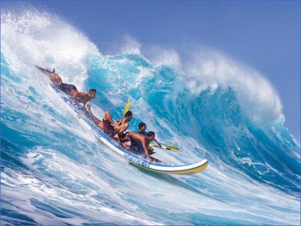 surfing on hawaii 5 Surfing on Hawaii