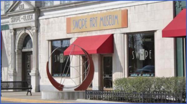 swope art museum 1 Swope Art Museum