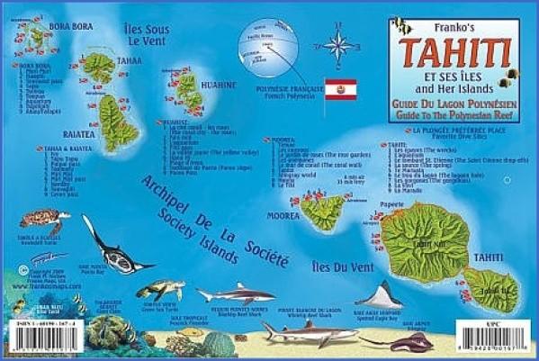 tahiti map 10 Tahiti Map