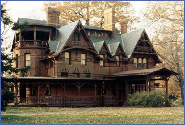 the mark twain house 9 The Mark Twain House