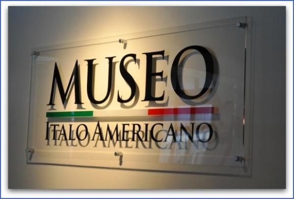 the museo italo americano 3 The Museo Italo Americano