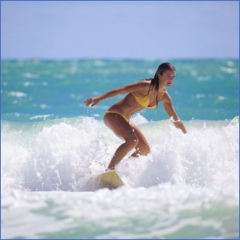 the top 24 surf spots to learn to ride waves 1 The Top 24 Surf Spots to Learn to Ride Waves