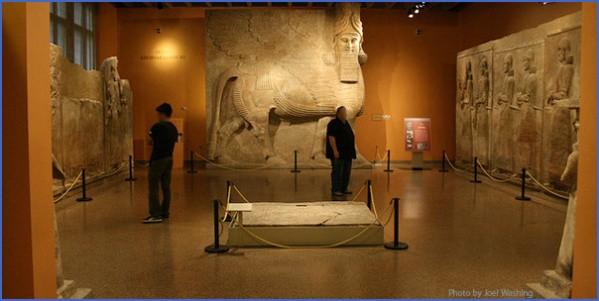 university of chicago oriental institute museum 5 University of Chicago   Oriental Institute Museum