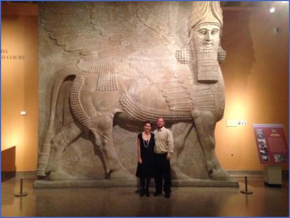 university of chicago oriental institute museum 7 University of Chicago   Oriental Institute Museum