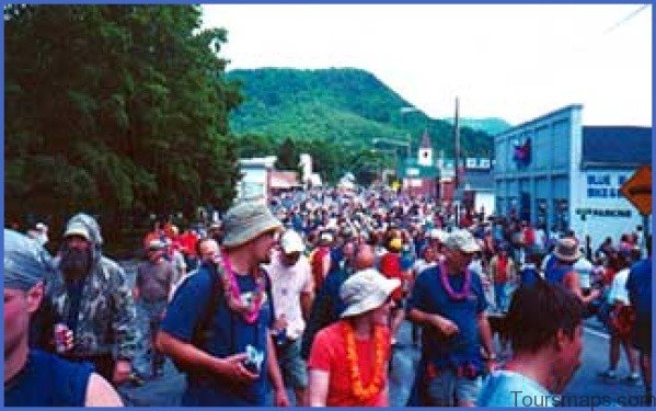 virginia trail days 1 Virginia Trail Days