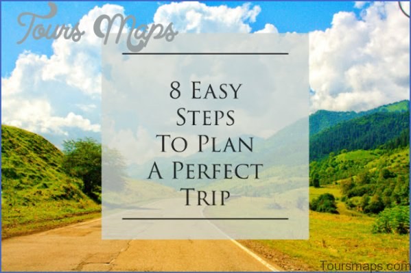 easy steps for planning a trip 1 Easy Steps for Planning a Trip