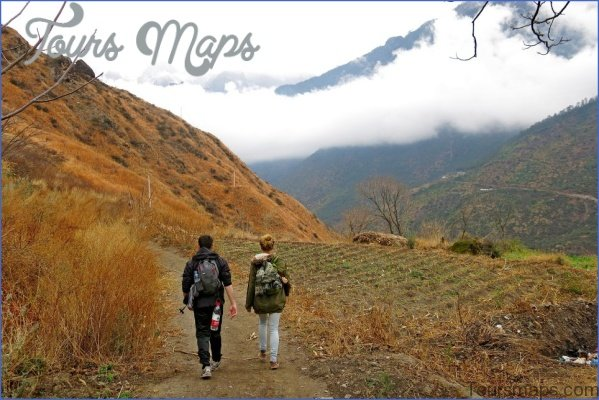 epic treks asia tigerleaping 960x640 5 Best Trekking In Bhutan for Adventure Lovers