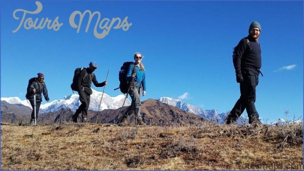 everest mini trek41 5 Best Trekking In Bhutan for Adventure Lovers