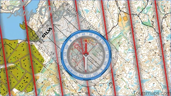 how to navigate with a map and compass 12 HOW TO NAVIGATE WITH A MAP AND COMPASS