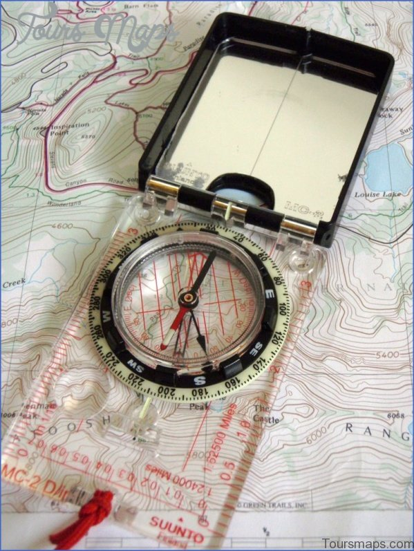 how to navigate with a map and compass 14 HOW TO NAVIGATE WITH A MAP AND COMPASS