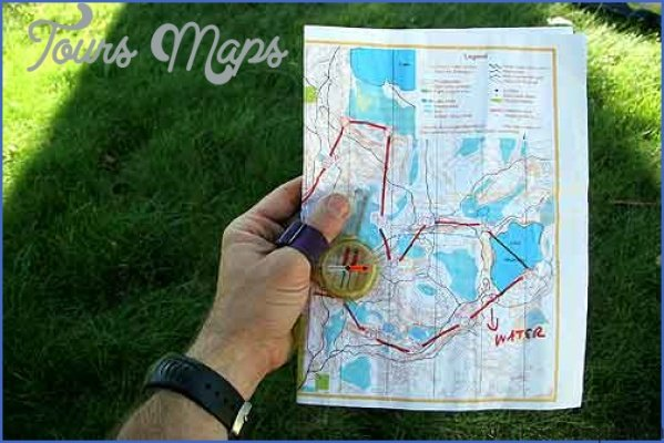 how to navigate with a map and compass 18 HOW TO NAVIGATE WITH A MAP AND COMPASS