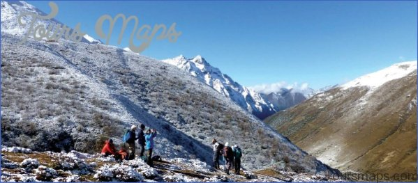 jangothang bhutan 278018 1100px 16x7 5 Best Trekking In Bhutan for Adventure Lovers