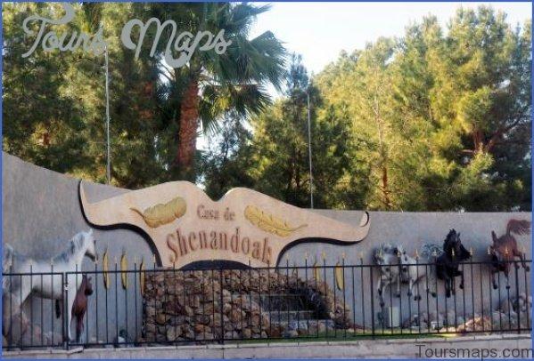 las vegas wayne newtons casa de shenandoah tour 11 Las Vegas   Wayne Newtons Casa de Shenandoah Tour