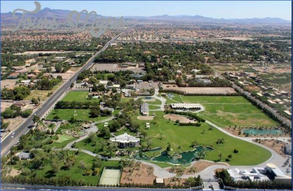 las vegas wayne newtons casa de shenandoah tour 12 Las Vegas   Wayne Newtons Casa de Shenandoah Tour