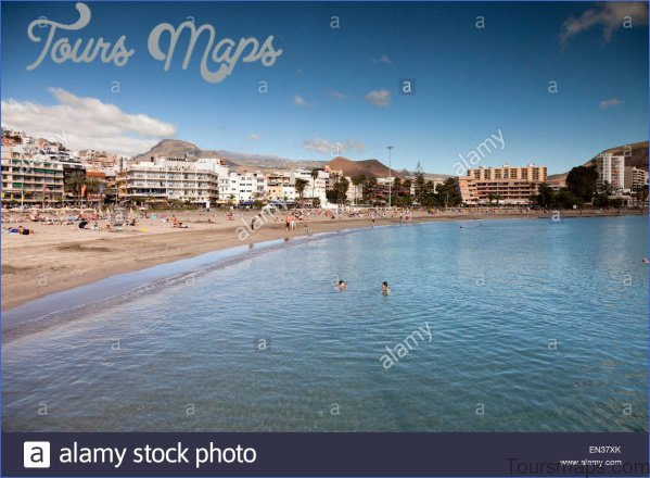 los cristianos tenerife spain tour of beach and resort 1 Los Cristianos Tenerife Spain Tour Of Beach And Resort