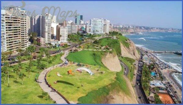 map of lima peru city 17 Map of Lima Peru City