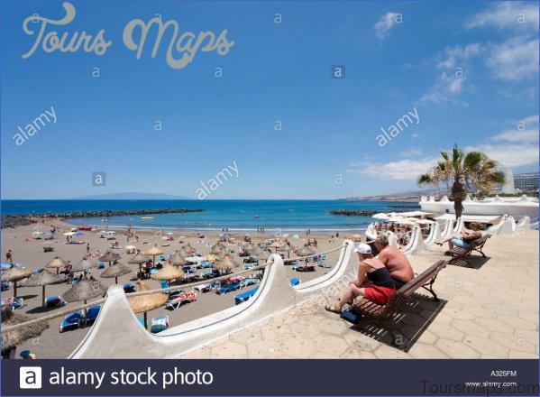 playa de las americas tenerife spain tour of beach and resort 2 Playa De Las Americas Tenerife Spain Tour Of Beach And Resort