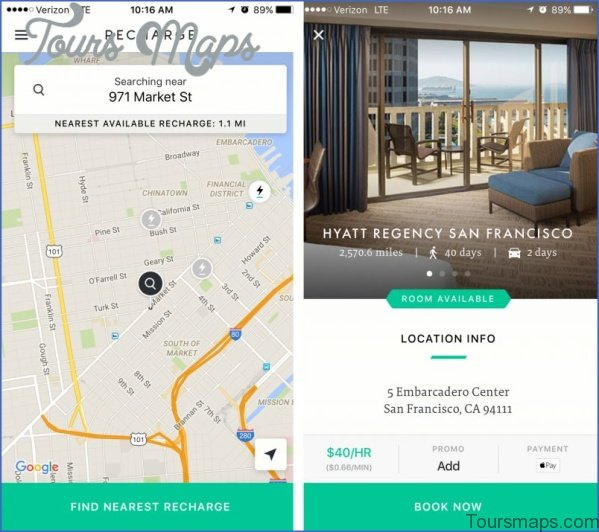 recharge in luxury hotel rooms with this app 9 Recharge in Luxury Hotel Rooms With This App