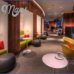 relaxing in the newest airport lounges 2 150x150 Relaxing in the Newest Airport Lounges