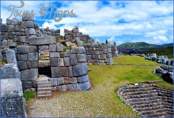 sacsayhuaman in cusco peru 4 Sacsayhuaman in Cusco Peru