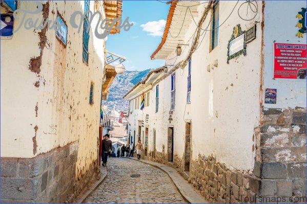 san blas neighborhood in cusco peru 1 San Blas Neighborhood in Cusco Peru