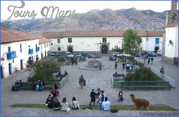 san blas neighborhood in cusco peru 2 San Blas Neighborhood in Cusco Peru